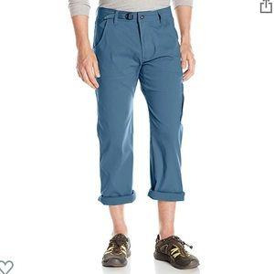 PrAna Men's Breathe Hiking Pants With Zion Fabric